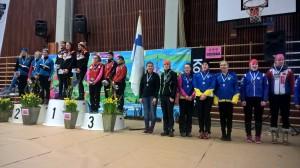 D21 ennätysjoukkue - Venla, Anni ja Virpi (5.)