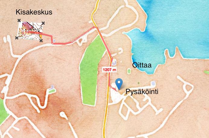 SM-viesti 2017 R1 lähestyy - Espoon Suunta